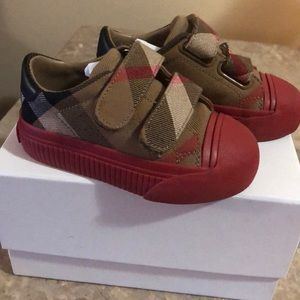 Burberry Toddler Sneakers